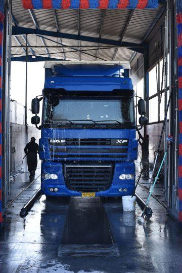 πλυντηριο φορτηγων πιερια ελλαδα
