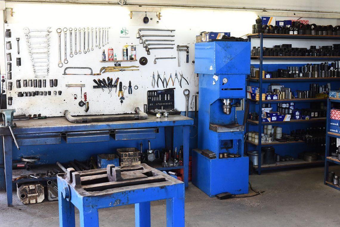 εργαλεία συνεργείο λυκουργος πιερια